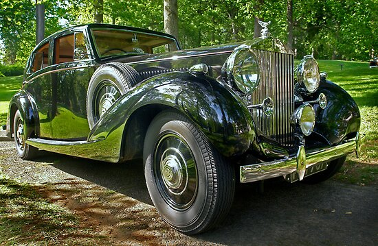 1938 Rolls Royce by cclaude