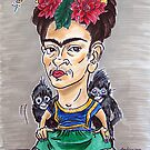 Frida by andrea v