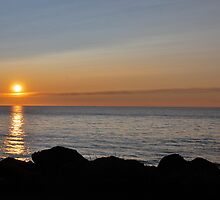 Cape Breton Sunset by pictureit