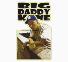 """HIP-HOP ICONS: BIG DADDY KANE"" Kids Clothes"