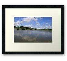 Total Serenity Framed Print