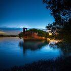 The Wrecks of Homebush Bay by hangingpixels
