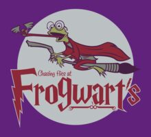 Evening at Frogwart's by Blueswade