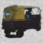 Tuk Tuk by Tim  Swain