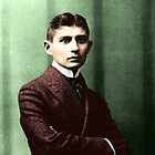 Franz Kafka (Colorized) by taudalpoi
