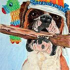 Birthday Boxer by ShannonClements