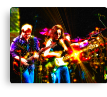 Rush! Canvas Print