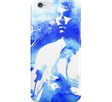blue listen up tour iPhone Case/Skin