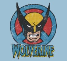 Wolverine by CommonCasualty