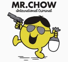 Mr. Chow by gorillamask
