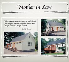 Mother in Law by Tinyhousesinc