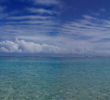 ~ Torquoise Bay ~ by Sonya Hennessy