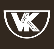 VK logo - voight kampff by dennis william gaylor