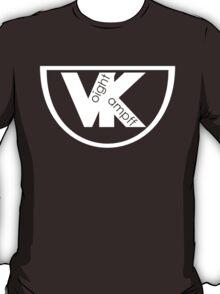 VK logo - voight kampff T-Shirt
