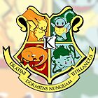 The Kanto School of Witchcraft and 'Rizardry by the50ftsnail