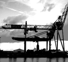 Goole Dockside by MustBeMishka