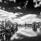 La Dordogne by Chopen