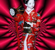 MY PORCELAIN GEISHA DOLL~日本製 MADE IN JAPAN日本製~ HEAR VIDEO SONG 4 INSPIRATION 4 THIS PICTURE HUGS     by ╰⊰✿ℒᵒᶹᵉ Bonita✿⊱╮ Lalonde✿⊱╮