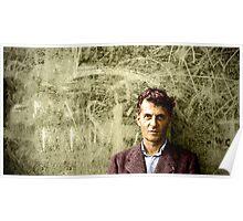 Ludwig Wittgenstein Poster
