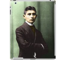 Franz Kafka (Colorized) iPad Case/Skin