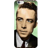 Albert Camus (Colorized) iPhone Case/Skin