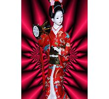 PORCELAIN GEISHA DOLL~日本製 MADE IN JAPAN日本製~IPHONE CASE by ✿✿ Bonita ✿✿ ђєℓℓσ