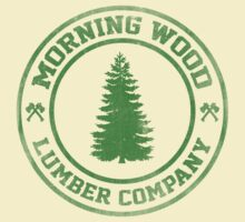 Morning Wood Lumber Co. by BrightDesign