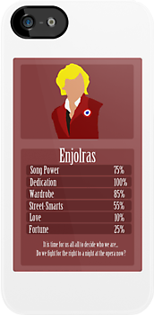 Enjolras by ChristieRose