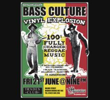 Bass Culture - Vinyl Explosion by Daddytone