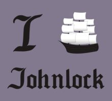 I Ship Johnlock by SpiffyByDesign