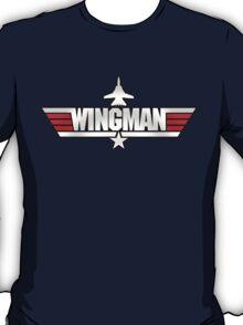 Custom Top Gun Style - Wingman T-Shirt
