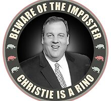 Christie Is A RINO by morningdance