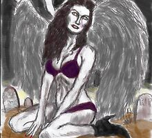 Lilith a succubus weeps 2 by richt63