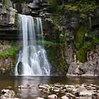 Thornton Force, Yorkshire Dales National Park by strangelight