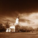 Sandy Hook Lighthouse by Jaee Pathak