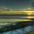 Morning lights of Coffs Harbour by SilverEye-RB