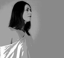 Yoko by Sorcha Whitehorse ©
