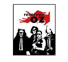 Reservoir Oz Photographic Print