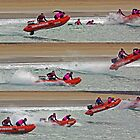 IRB action at Lorne by Andy Berry