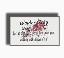 The Wedding Planner Card by greymoon69
