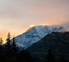 Mt Doom by JTiffin Photography