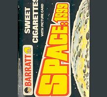 Space 1999 'Sweet' Cigarettes by Marjuned