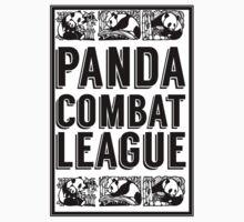 PANDA COMBAT LEAGUE T-Shirt