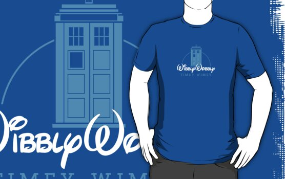 Wibbly Wobbly, Timey Wimey! by James Hance