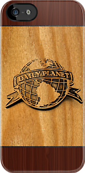 The Daily Planet by oldcoyote