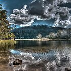 Lake Buffalo 2 by DavidsArt
