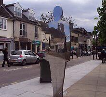 The Mirror Man by biddumy