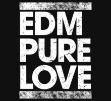 EDM PURE LOVE (WHITE) by DropBass
