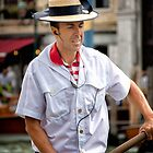 The Modern Gondolier by hebrideslight