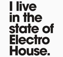 I Live In the State Of Electro House by DropBass